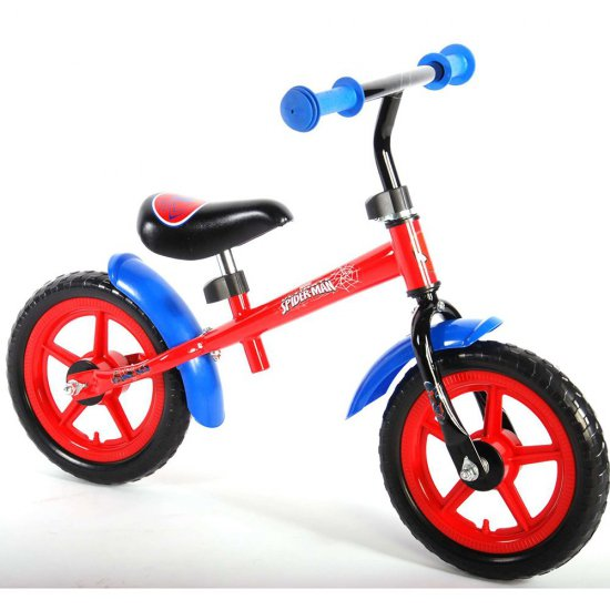 Метално балансно колело Спайдърмен, 12 инча