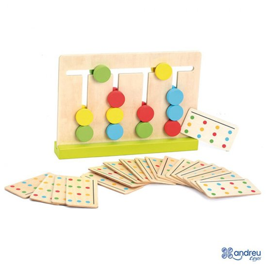 Обучителна игра, Научи цветовете