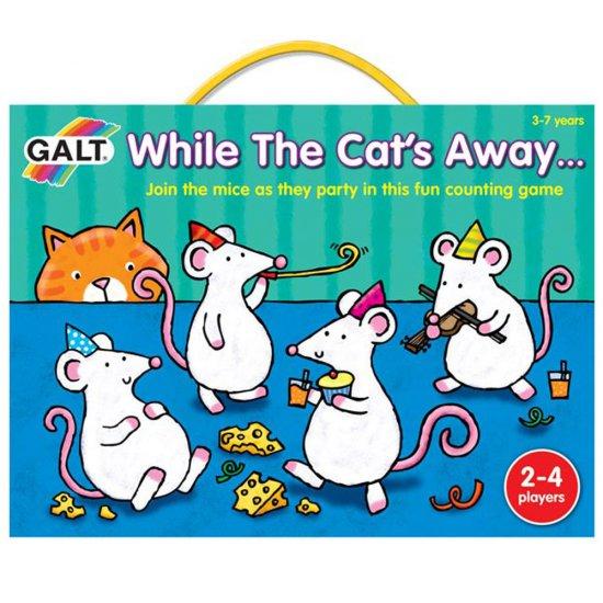 Детска игра - Докато котките ги няма