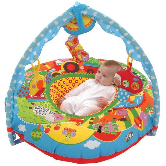 Бебешка активна гимнастика - Голяма ферма