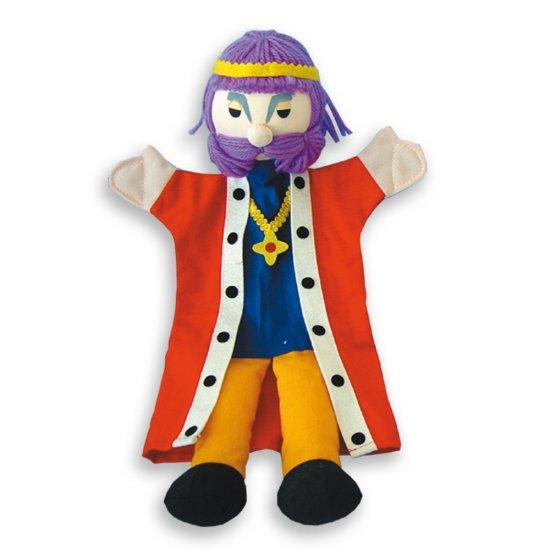 Кукла за ръка - Цар