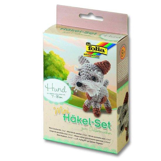 Комплект за плетене с една кука, Кученце