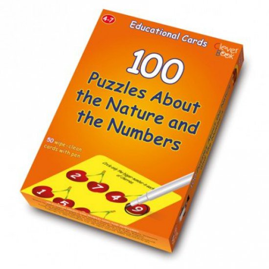 Активни карти - 100 Puzzles About the Nature and the Numbers