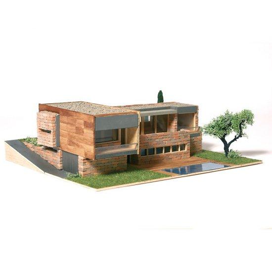 Модел за сглобяване на модерна къща - Мура