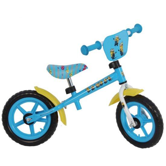 Метално детско балансно колело - Минионите