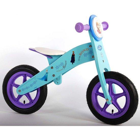 Дървено колело за баланс Дисни Замръзналото кралство, 12 инча