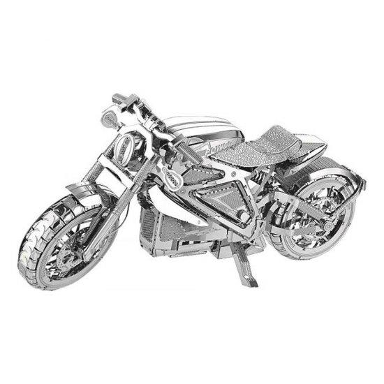 3D метален пъзел, Мотоциклет