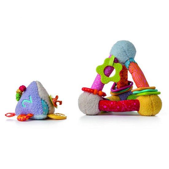 Активна бебешка играчка - Триъгълник Нини