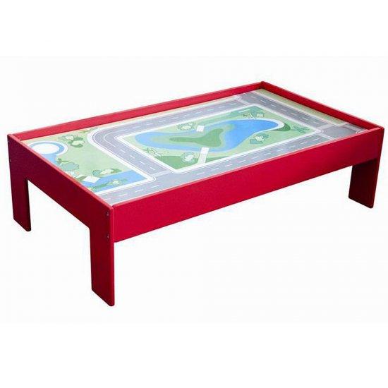 Дървена маса за игра