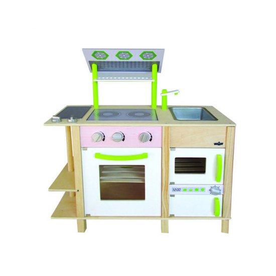 Дървено кухненско обзавеждане - Инке
