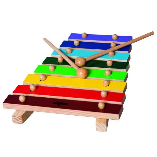 Дървен ксилофон