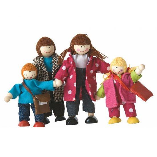 Кукли - семейство, 4 части