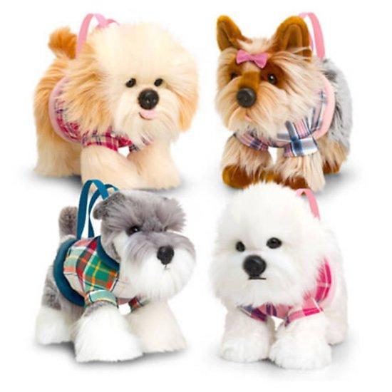 Куче-чантичка, 30 см, асортимент