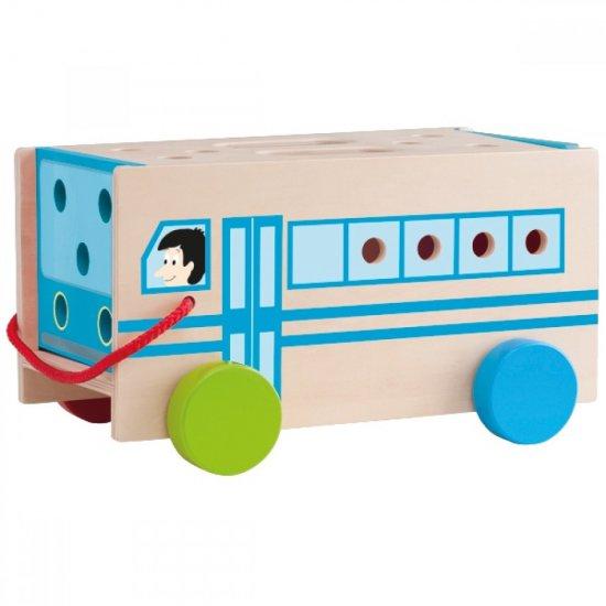 Монтажен автобус
