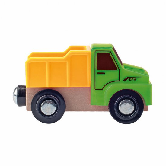 Камиони - дърво и пластмаса