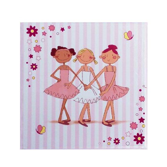 Светеща в тъмното музикална кутия, Три балерини