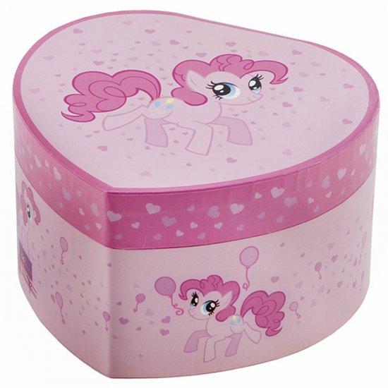 Музикална кутия, голямо сърце - Малкото пони Пинки Пай