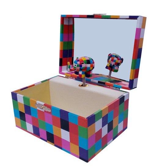 Голяма музикална кутия - Елмър