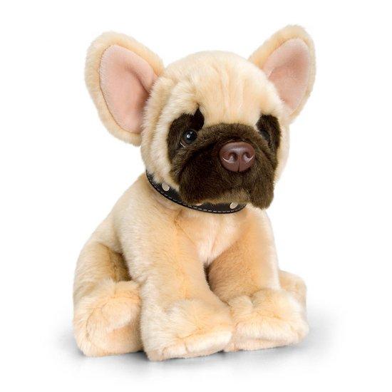 Плюшено куче, Френски булдог, 35 см