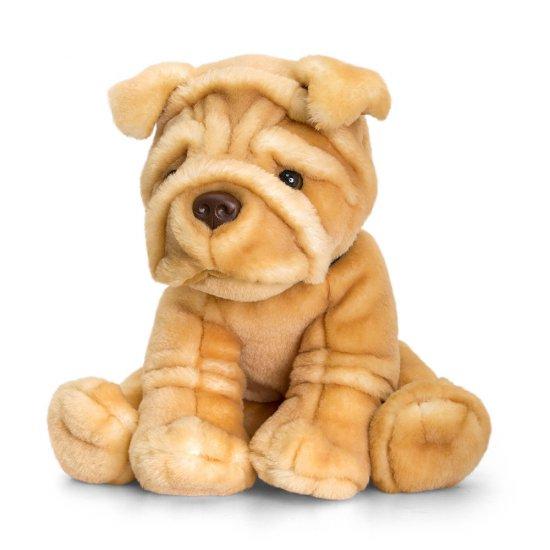 Плюшено куче, Шар пей, 35 см