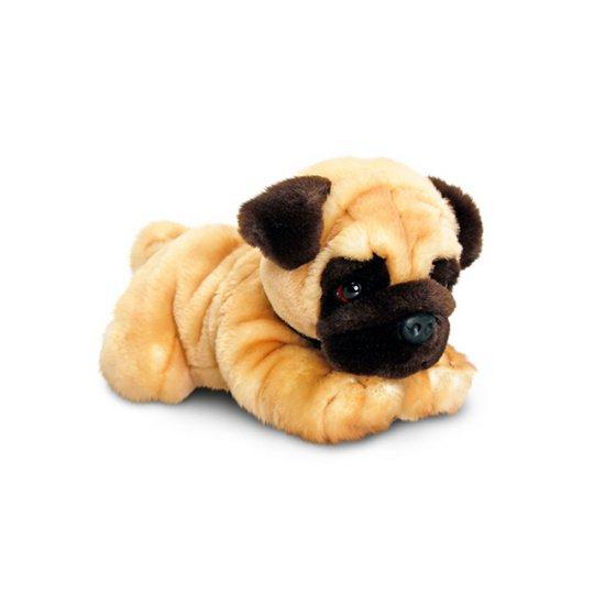 Плюшено куче, Мопс, 30 см