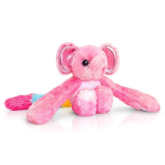 Прегърни ме, Плюшена играчка, Слончето Елла, 12 см