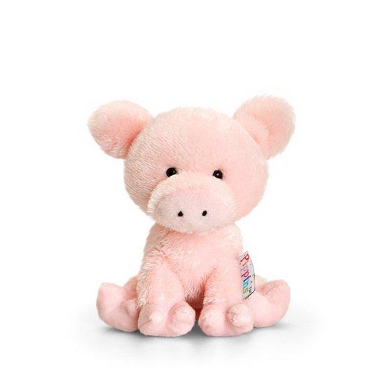 Пипинс, Плюшена играчка, Прасенце, 14 см