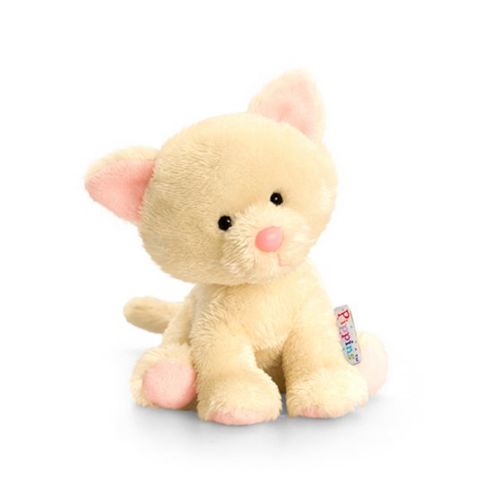 Пипинс, Плюшена играчка, Коте, 14 см