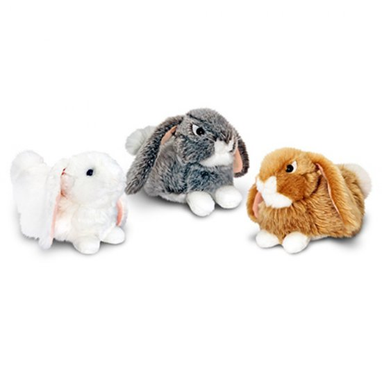 Плюшени зайчета, 18 см