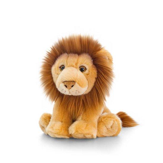 Плюшен лъв, 18 см