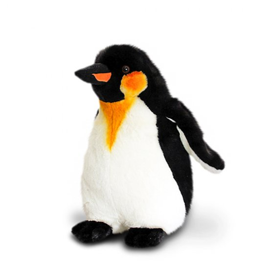 Плюшен пингвин, 20 см