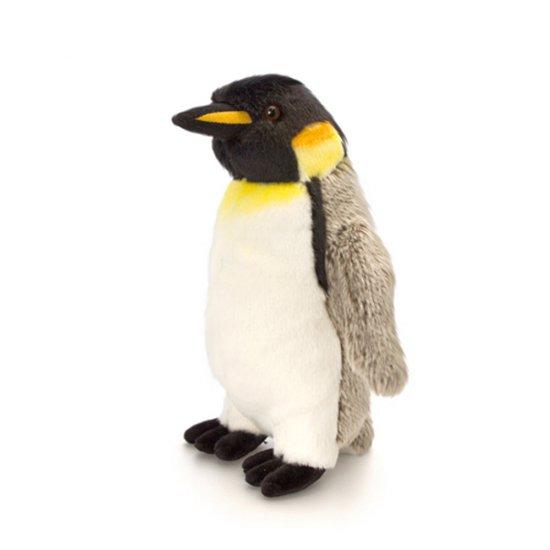 Плюшен императорски пингвин, 20 см
