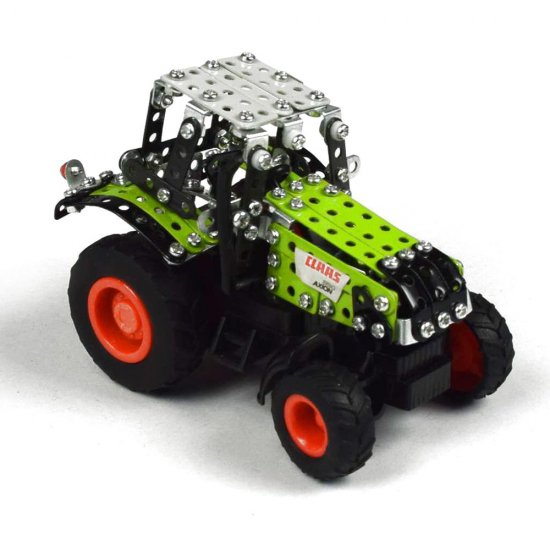 Метален конструктор Трактор CLAAS AXION 850, 213 части, Micro Series