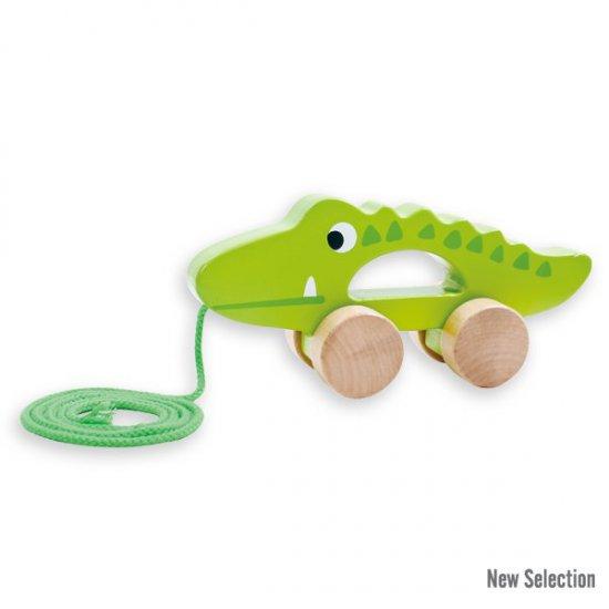 Играчка за дърпане, Крокодил
