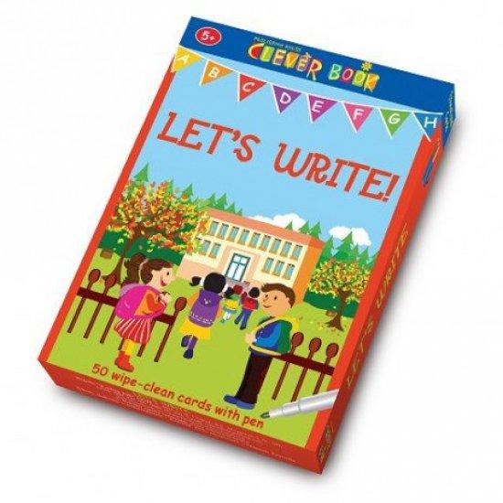 Активни карти - Let's Write