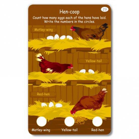 Активни карти - 100 игри за природата и числата