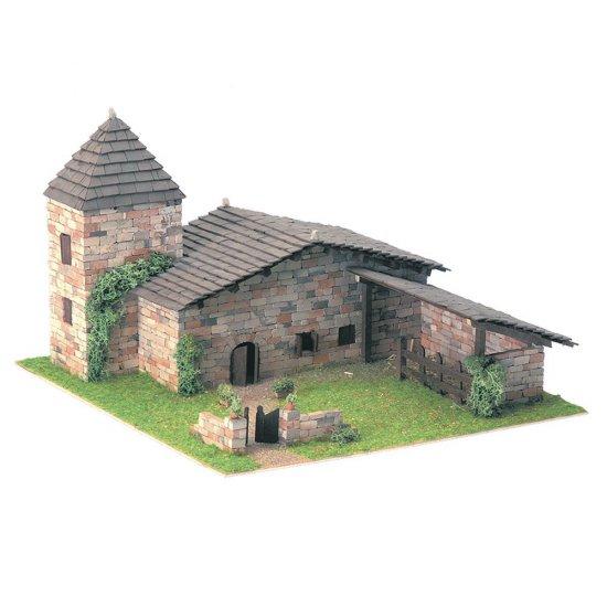 Модел за сглобяване - къща Рустика 1