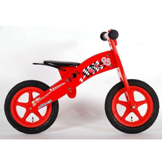 Дървено балансно колело Дисни Колите, 12 инча