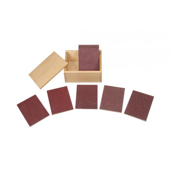 Плочки за докосване - Монтесори материали