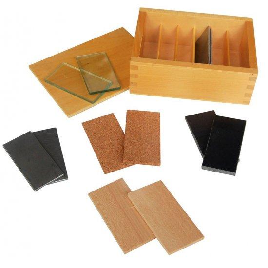 Термични плочки в кутия - Монтесори материали