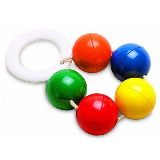Ринг с топчета